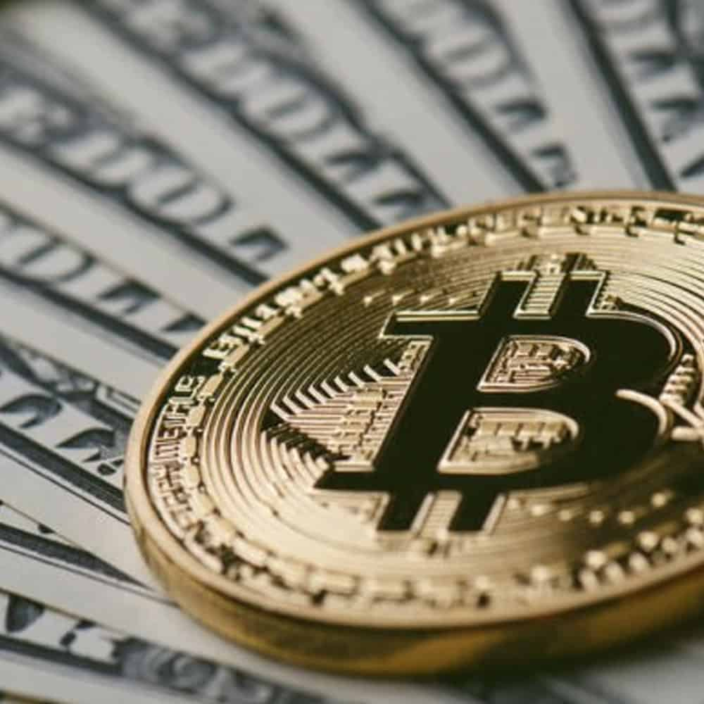 Invested inBitcoin